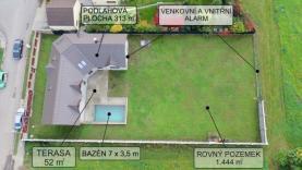 Prodej, rodinný dům, 313 m2, Ořech