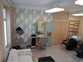 Pronájem, kadeřnický salon, Ostrava, ul. Gen. Janka