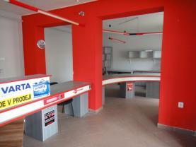 Pronájem, nebytový prostor, 140 m2, Dražkovice
