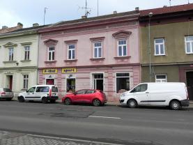 Pronájem, obchodní prostory, Litoměřice, ul. Masarykova