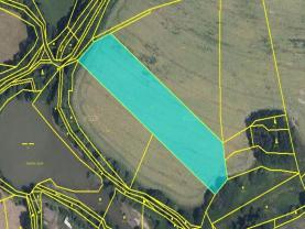 Prodej, pole, 9981 m2, Křečovice
