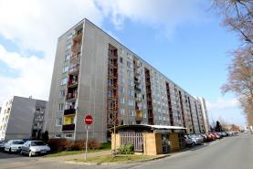 Prodej, byt 1+1, 45 m2, Pardubice - Cihelna