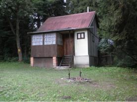 Chata 8 osob (Prodej, rekreační objekt, 16497 m2, Krucemburk)