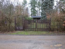 Prodej, chata 3+1, OV, 833 m2, Hradištko