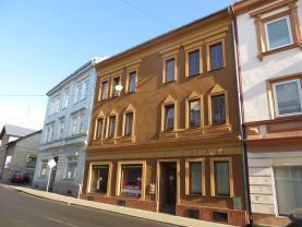 Pronájem, obchod a služby, 66 m2, Litvínov, ul. Tržní