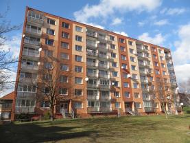 Pronájem, byt 1+1, 36 m2, OV, Chomutov, ul. Jiráskova