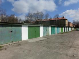 Prodej, garáž, 20 m2, Havířov