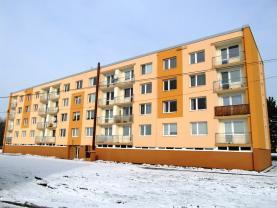 Prodej, byt 2+1, 60 m2, Dobruška, ul. Pulická