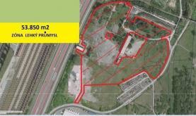 pozemky na prodej (Prodej, komerční pozemek, 53 000 m2, Ostrava - Svinov), foto 3/3