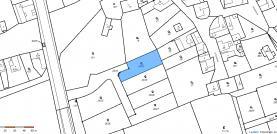 Prodej, stavební parcela, 696 m2, Mělník, ul. Vehlovská