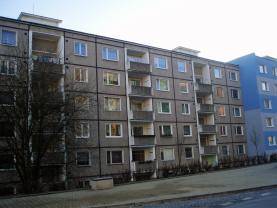 Pronájem, byt 3+1, 74 m2, Cheb, ul. Dvořákova