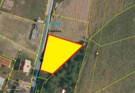 Prodej, stavební pozemek, 970 m2, Valašské Meziříčí