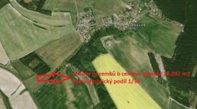 Prodej, pole, 2175 m2, Ješovice