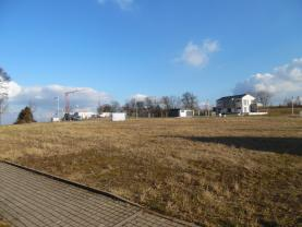Prodej, stavební parcela, 2422 m2, Vysoký Újezd
