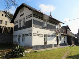 Prodej, rodinný dům, Lhotka