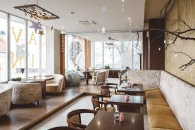 Pronájem, kavárna, 86 m2, Brno, Palackého třída