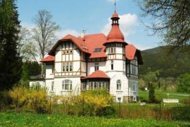 Prodej, penzion, 771 m2, Vrbno pod Pradědem