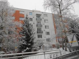 Pronájem, byt 1+1, 35 m2, Pardubice, ul. Na Hrádku