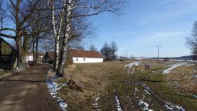 Prodej, stavební pozemek, 4889 m2, Psárov - Tříklasovice