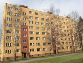 Pronájem, byt 1+1, Karviná - Hranice, ul. Slovenská