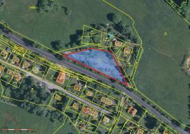 Prodej, stavební parcela, 2146 m2, Milíře u Šindelové