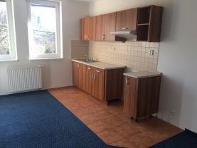 Pronájem, byt 2+kk, 38 m2, Česká Lípa