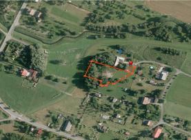 Prodej, pozemek, 3841 m2, Bohumín - Šunychl
