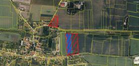 Katastrální mapa (Prodej, pozemky, 24764 m2, Libovice), foto 2/6