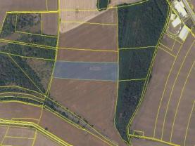 Prodej, pole, 17646 m2, Chvatěruby