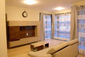 Pronájem, byt 2+kk, 54 m2, Praha 8 - Libeň