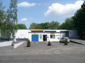 Pronájem, komerční prostory, 120-380m2, Pardubice - Polabiny