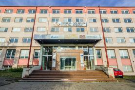 Pronájem, kanceláře 100 m2, Litevská, Praha - Vršovice