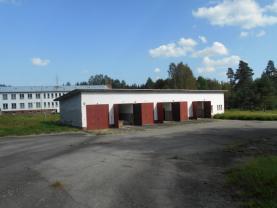 Podnájem, garáže, 225 m2, Dolní Dvořiště