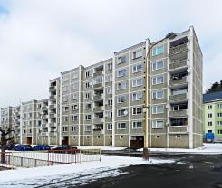Prodej, byt 1+1, 40 m2, DV, Kraslice, Svatopluka Čecha
