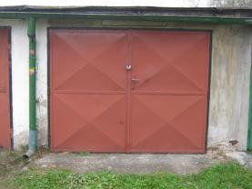 Pronájem, garáž, Pardubice - U Trojice