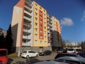 Prodej, byt, 1+1, 37 m2, Plzeň, ul. Manětínská