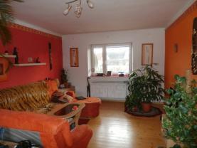 Prodej, rodinný dům, 707 m2, Třeština