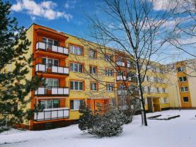 Prodej, byt 1+1, 42 m2, Ostrava - Výškovice, ul. Šeříkova