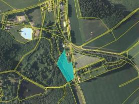 Prodej, pole, 7234 m2, Lomnice nad Popelkou
