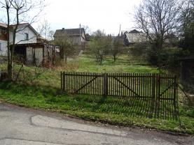 Prodej, pozemek 611 m2, Zaječov- Kvaň