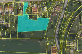 Prodej, stavební pozemek, 2752 m2, Svitavy - Lány