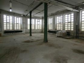 Pronájem, komerční prostory, 851 m2, Ústí nad Orlicí
