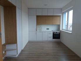 Prodej, byt 2+kk, 45 m2, Brno - Slatina, ul. Bučkova