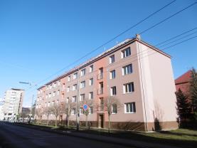 Pronájem, byt 2+1, 52 m2, OV, Jirkov, ul. Ervěnická