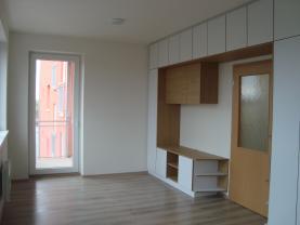 Pronájem, byt 2+kk, 45 m2, Brno - Slatina