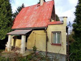 Prodej, chata, Klášterec nad Ohří, Ohřecká louka