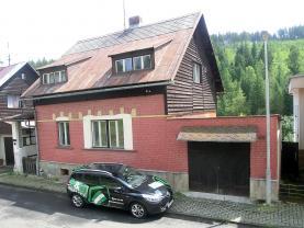 Prodej, rodinný dům 5+2, 548 m2, OV, Kraslice, Žižkova ul.