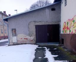 Pronájem, garáž, 56 m2, Ostrava, ul. Skautská