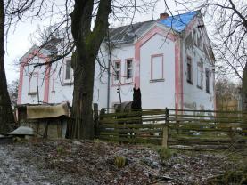 Prodej, rodinný dům, 8+1, pozemek 34289 m2
