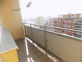lodžie (Prodej, byt 3+1, Příbram, ul. Riegrova), foto 4/19